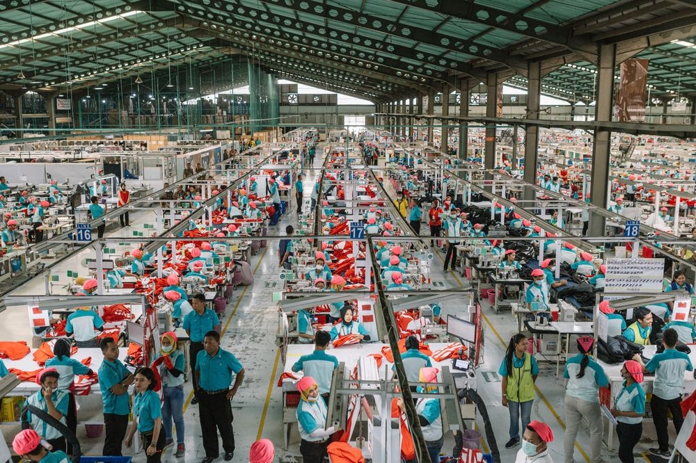 Indonesian Clothing Maker Pivots From Prada to Hazmat Suits