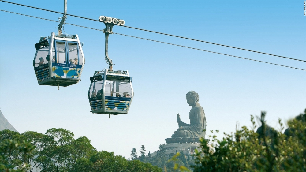 The World's Longest & Most Modern Three-Rope Cable Car System
