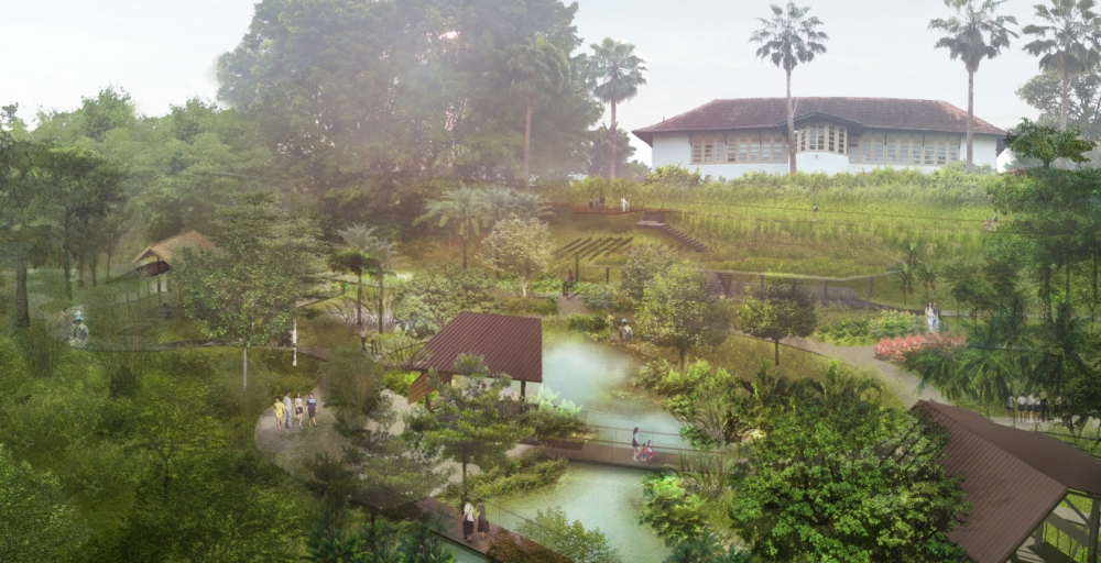 Singapore's First Ethnobotany Garden Is Now Open!