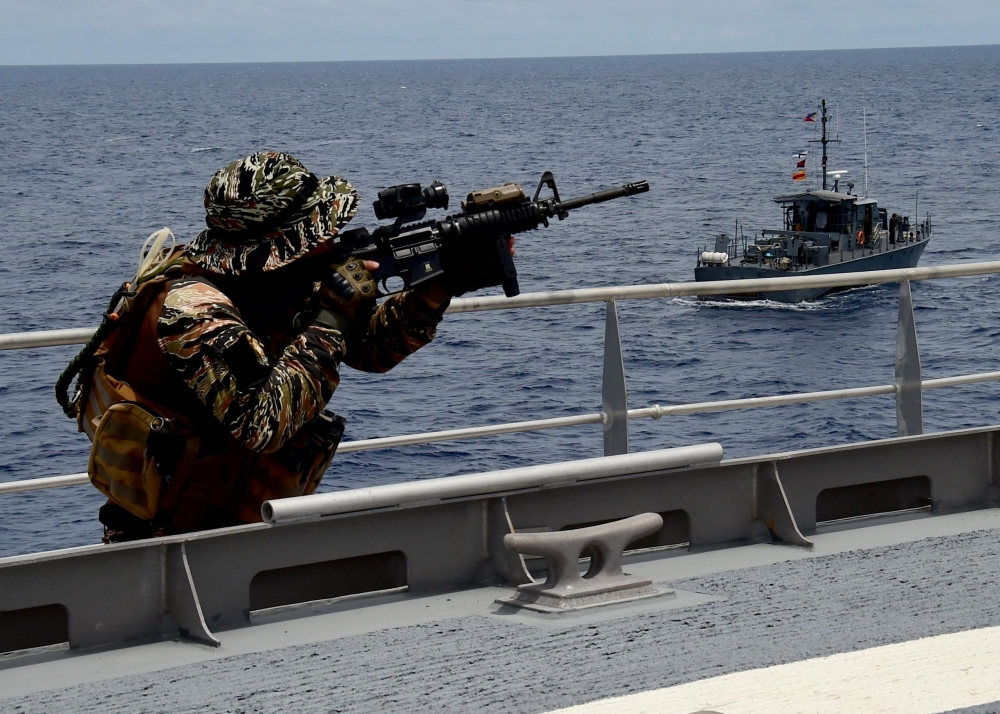 Nine-nation Sea Exercise to Tackle Regional Maritime Security