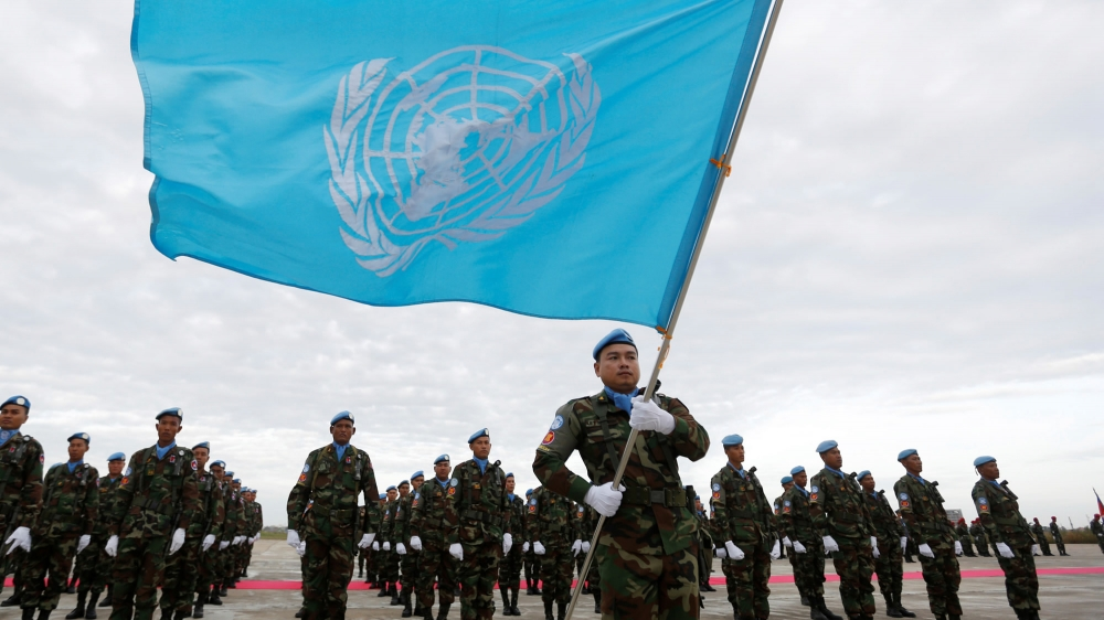 Cambodia Sends UN Peacekeepers to Lebanon