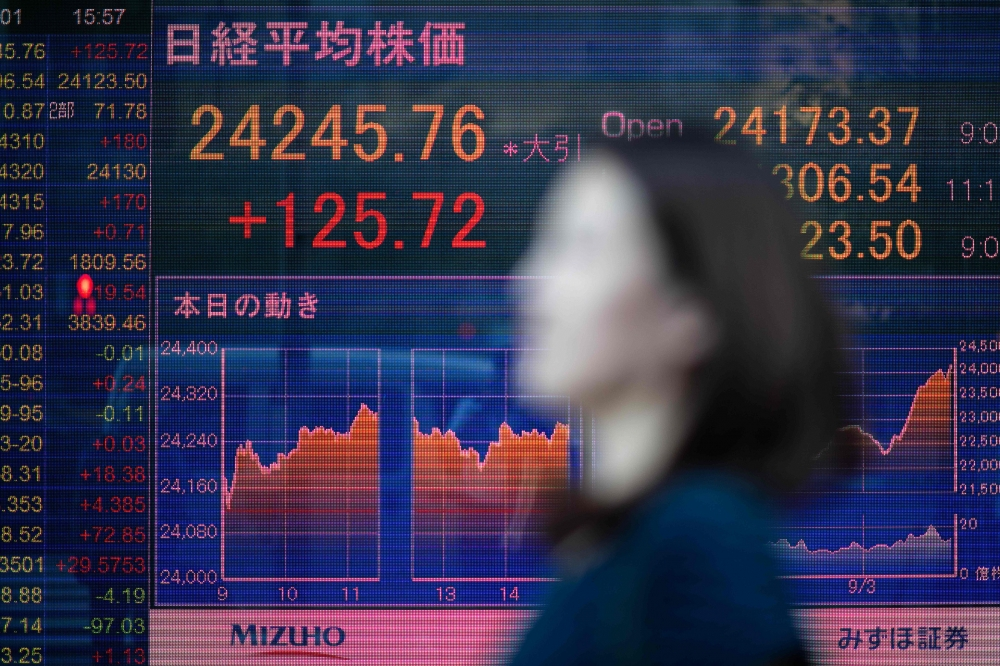 RANKED: Stock Market's Best Performers in Asia Pacific in 2018