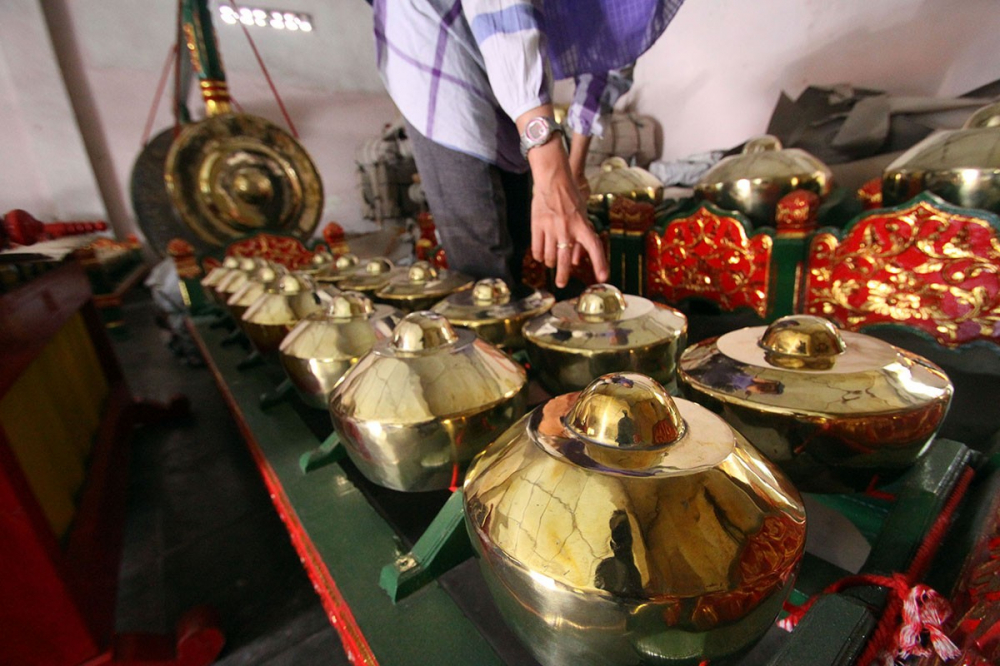 London Hosts Gamelan, Contemporary Music Collaboration