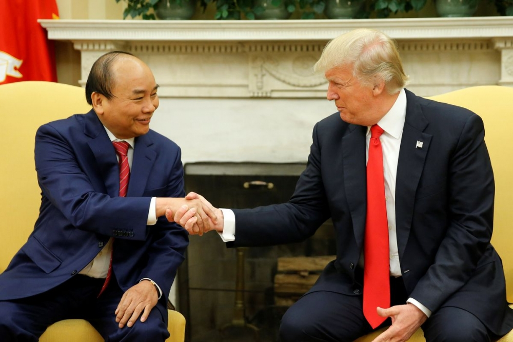 Vietnam Signs New Trade Deals with US Worth $8 Billion