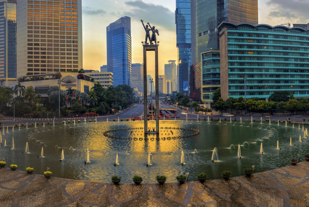 Here's How Indonesia Will Develop 100 Smart Cities in 2 Years