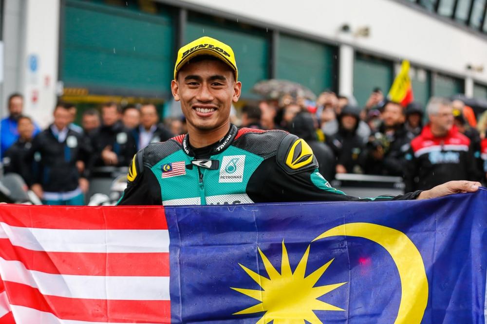The First Southeast Asian MotoGP Rider