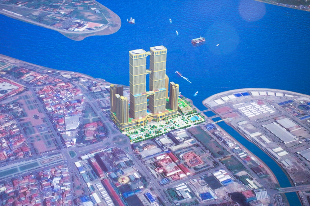 'Tallest building in Southeast Asia' to commence construction this year
