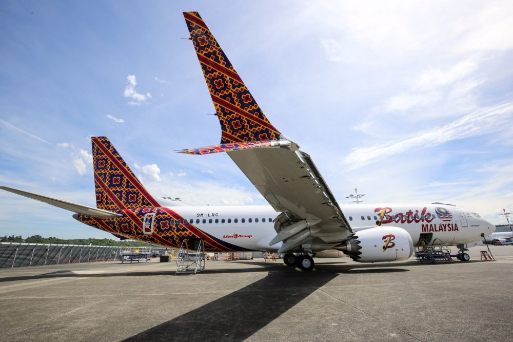 First Boeing 737 MAX delivered to Southeast Asia carrier