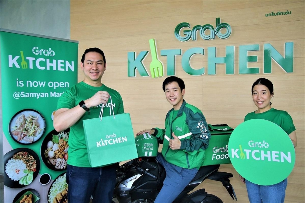 After Success Story in Indonesia, GrabKitchen Expands to...