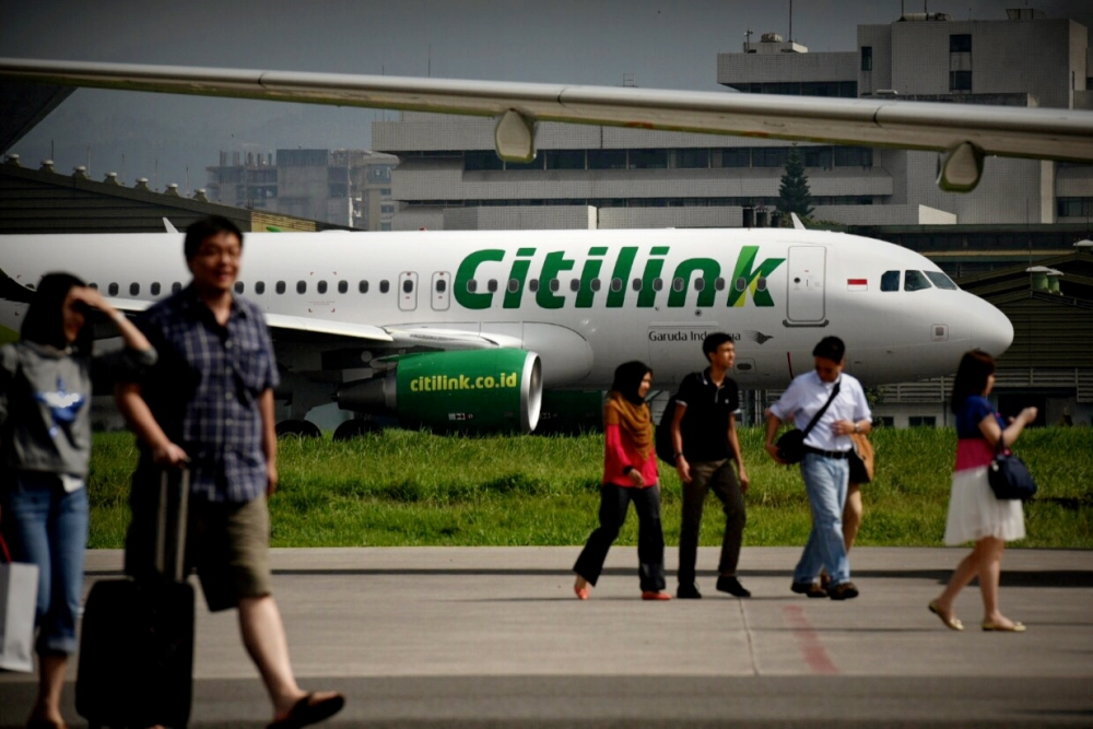 Citilink To Launch First-Ever Route Outside the Country To .....