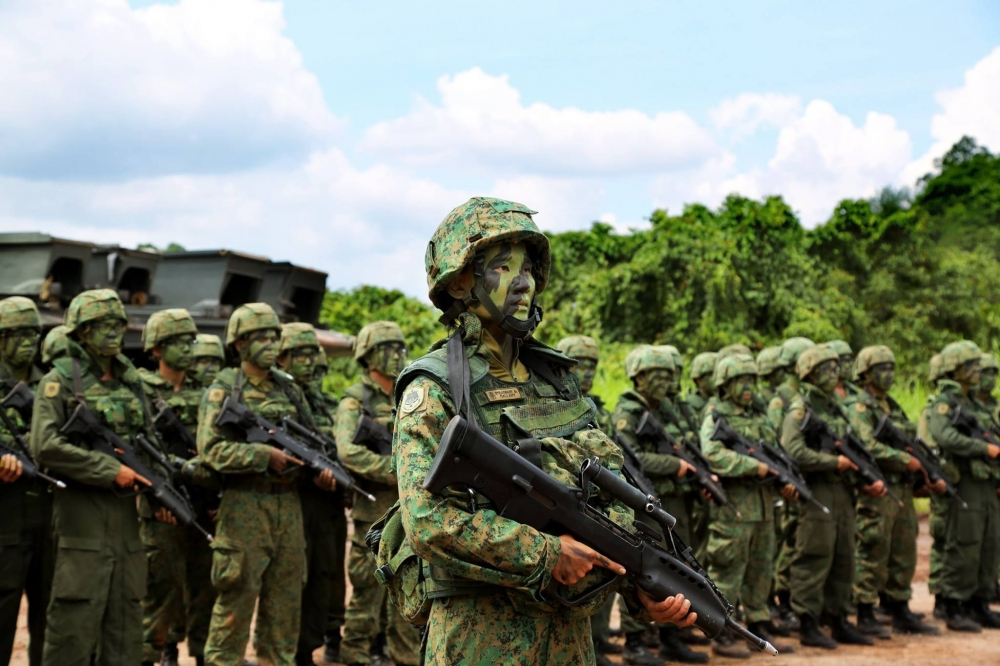 Singapore's Hidden Military Secrets Revealed