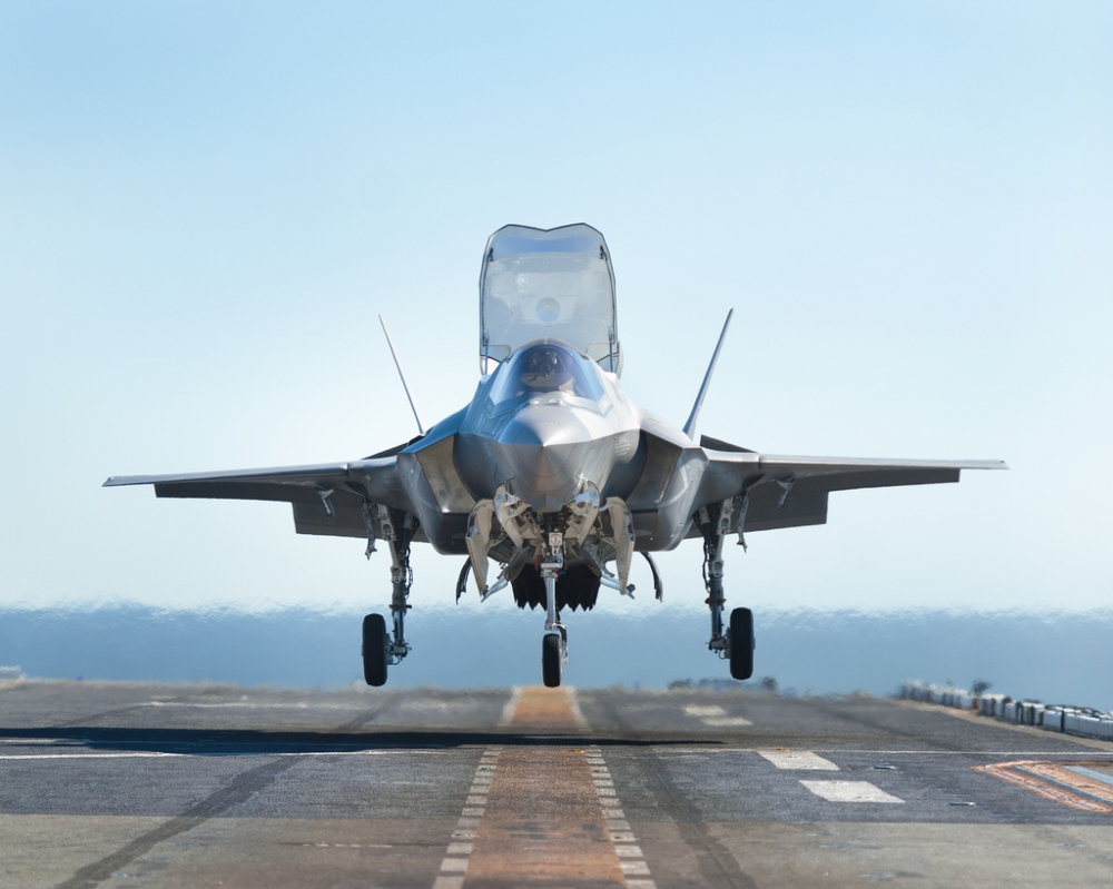 This Southeast Asian State Becomes The First F-35 Operator In The Region, Fourth in the Asia Pacific