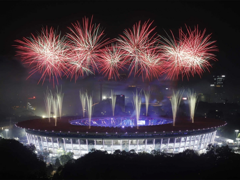 Indonesia Bids Emotional Farewell to Asian Games 2018 with Fabulous Closing Ceremony