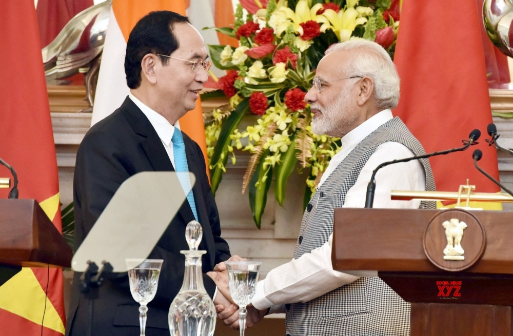Vietnam, India to Work Jointly for Open Indo-Pacific
