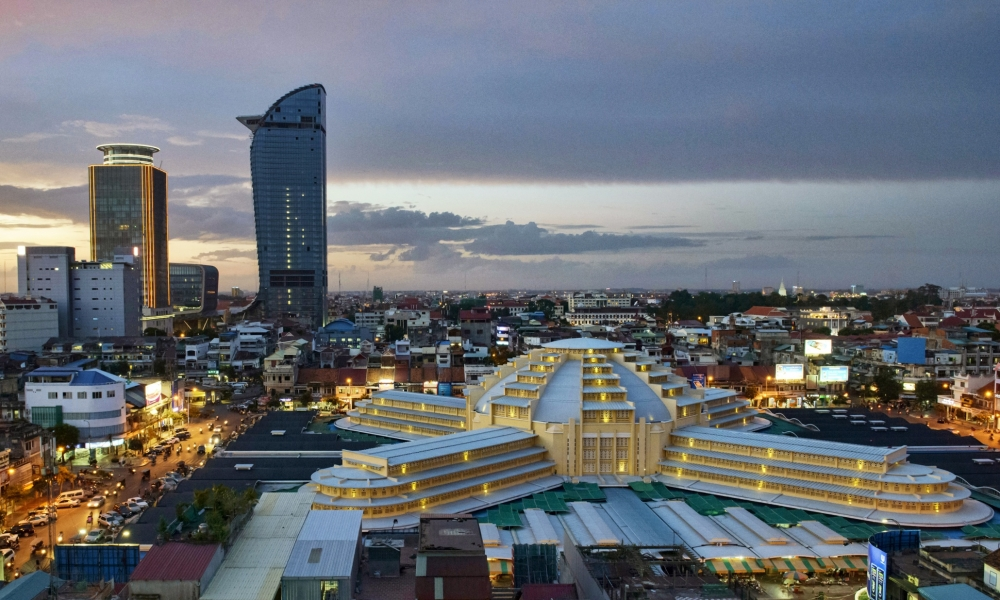 Cambodia Launches Its First Expressway Project Worth US$2 Billion