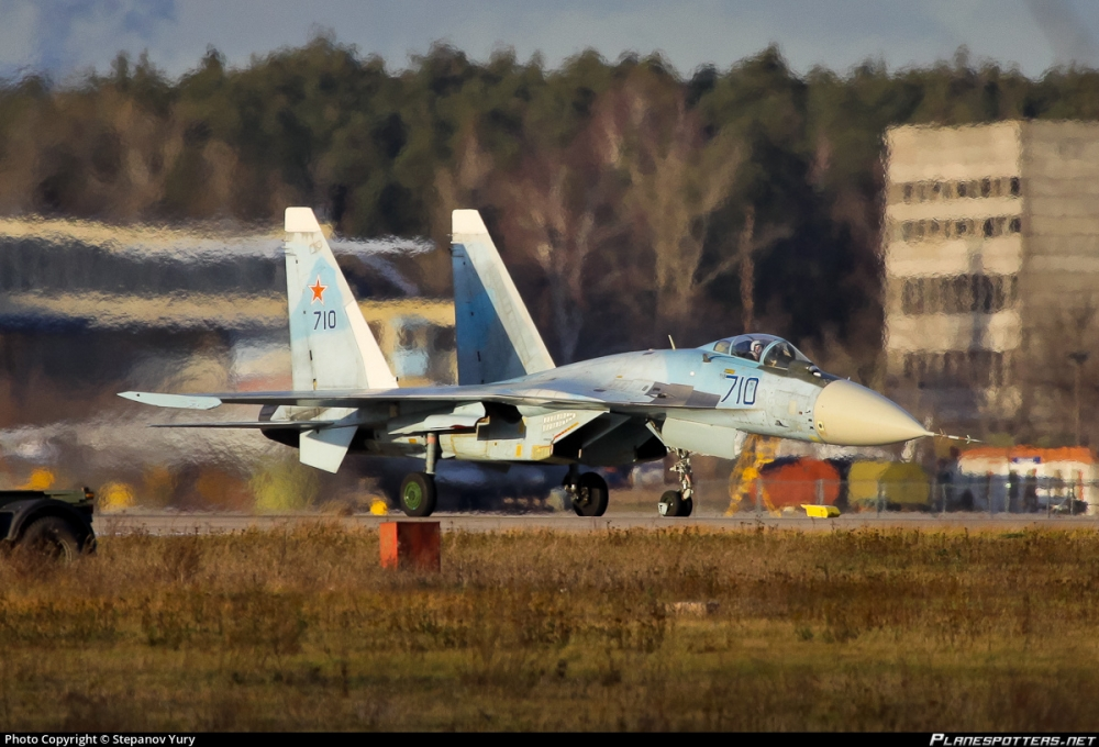 What You Need To Know About Russia's Su-35 Fighter Jets that Indonesia Just Purchased