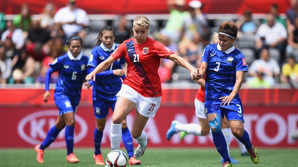 Meet The First Southeast Asian Country To Compete At The Women's World Cup