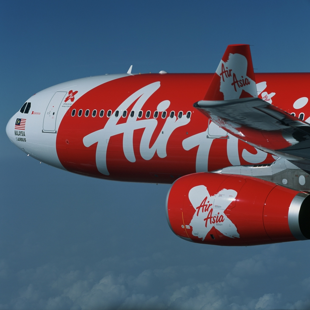 AirAsia Plans to Start Flying to U.S. in 2017