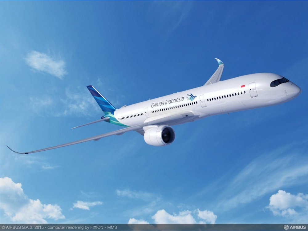 Garuda Indonesia to Add 30 New International and Domestic Routes