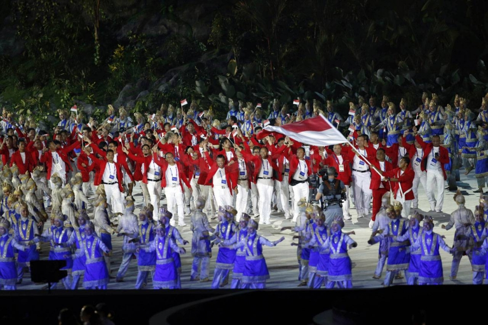 After Asian Games Success, Indonesia Announces Bid for 2032 Olympics
