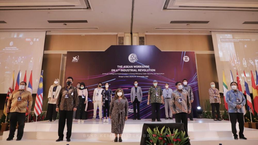 ASEAN Workshop on Artificial Intelligence: Indonesia Chosen to Lead ASEAN Artificial Intelligence Platform Implementation