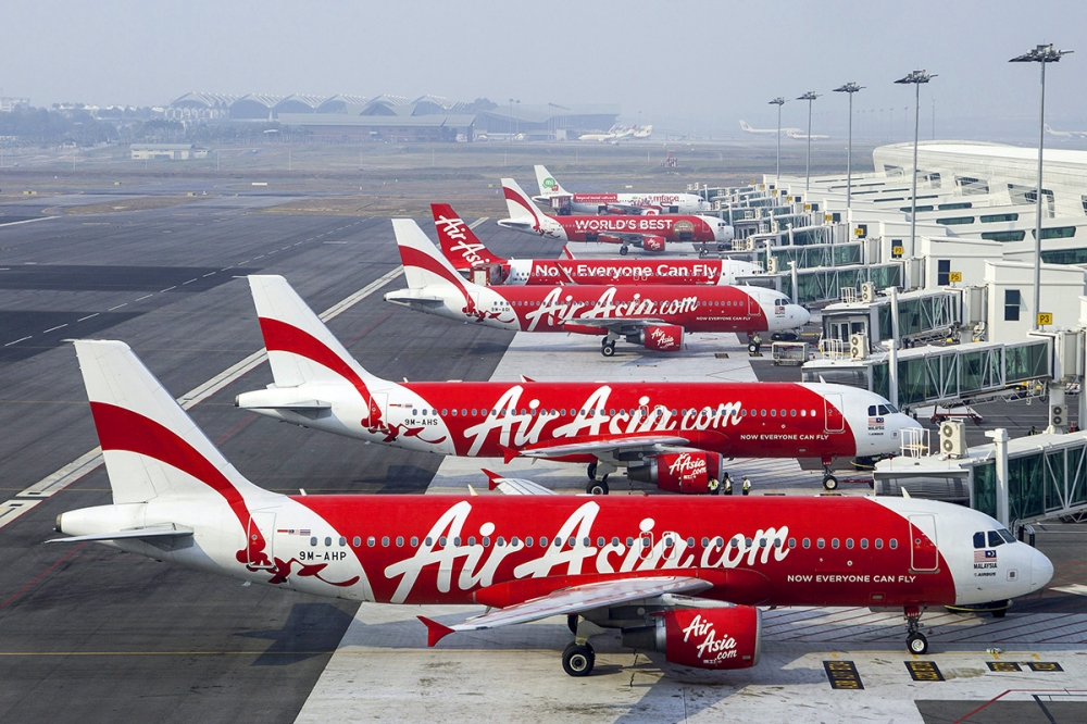 AirAsia Named Top Airline at Changi Airline Awards