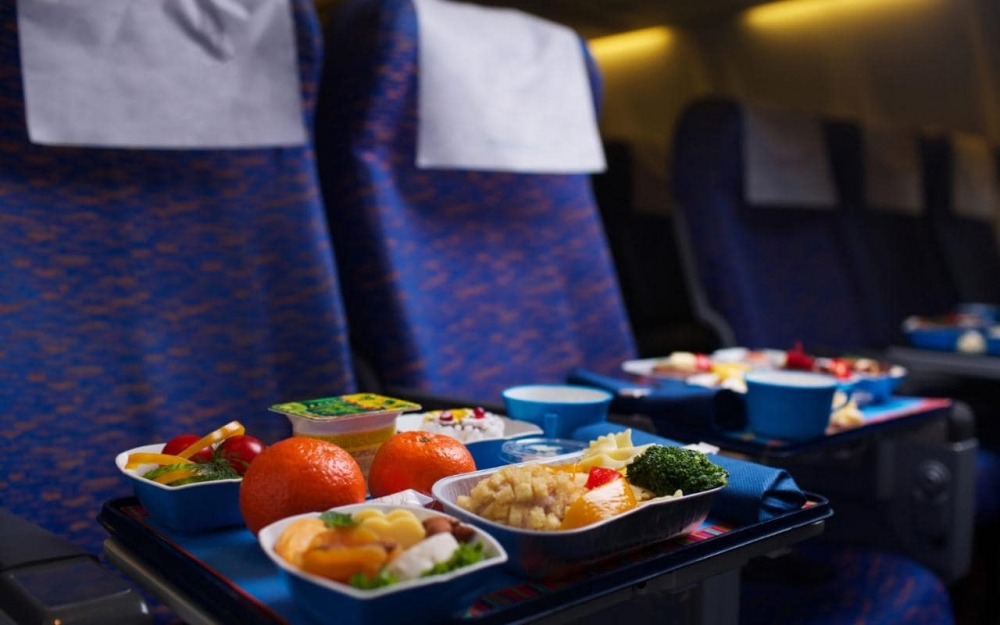 The World's Airlines with Best Food Onboard