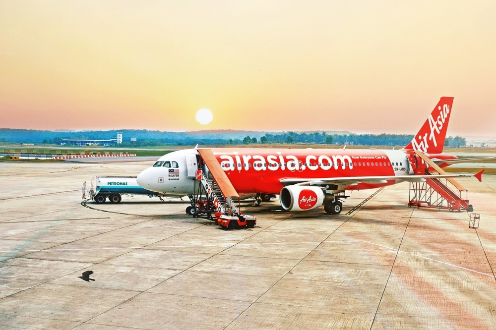 AirAsia Indonesia's Share Price Skyrockets after Listing