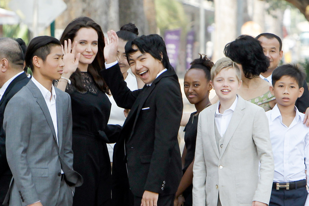 Inside the Jolie-Pitt Family Connection to Cambodia, Maddox's Home Country