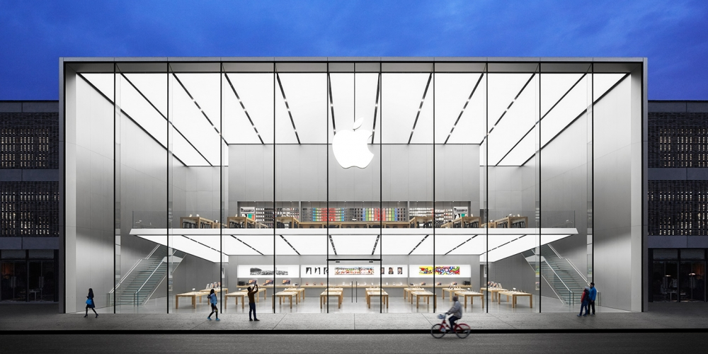 Bangkok to Welcome First Ever Apple Store. Soon