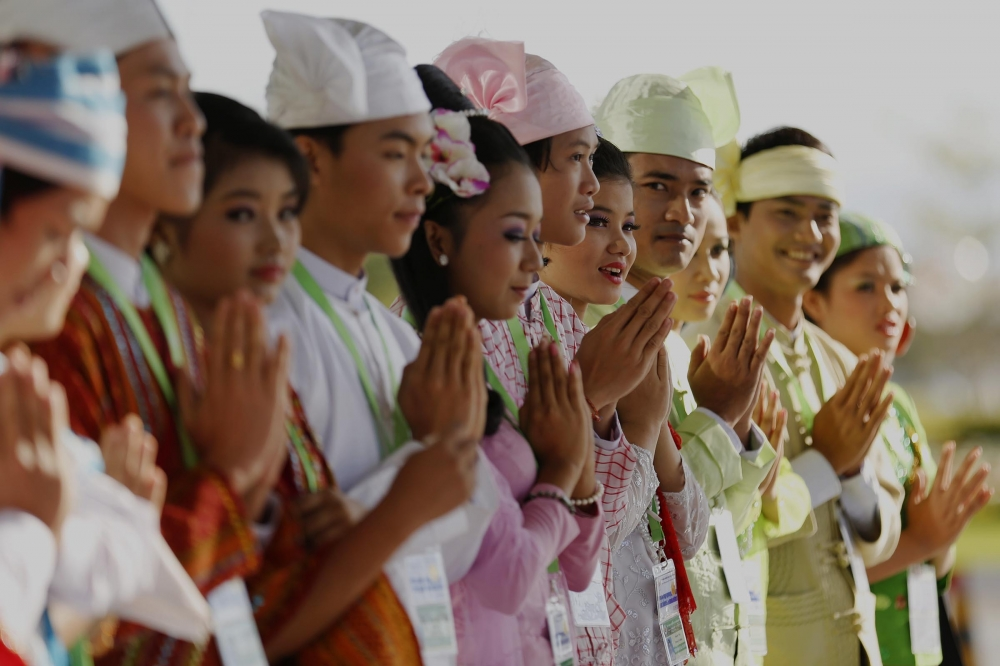 Ranking of Nationalities in Southeast Asia