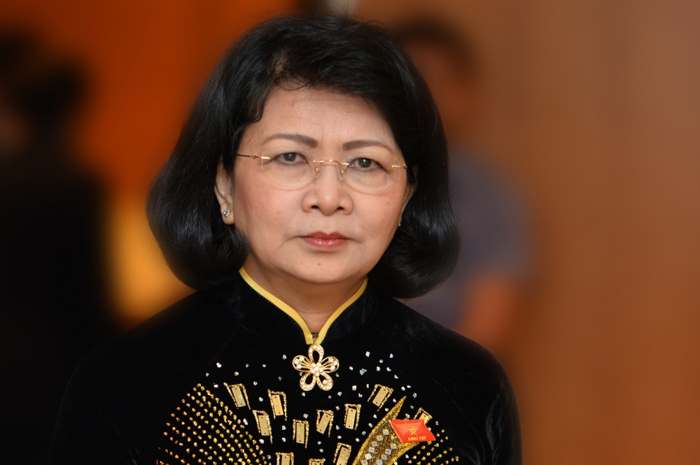 New Vietnamese President is First Female to Hold Office