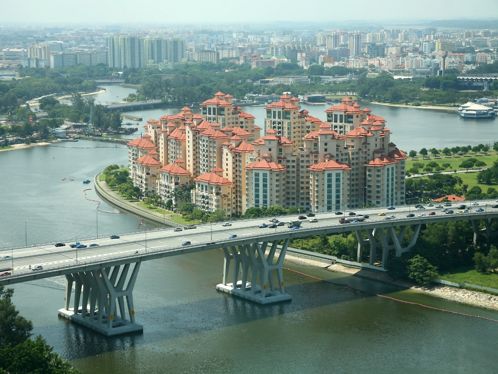 Top 10 building designs in Singapore