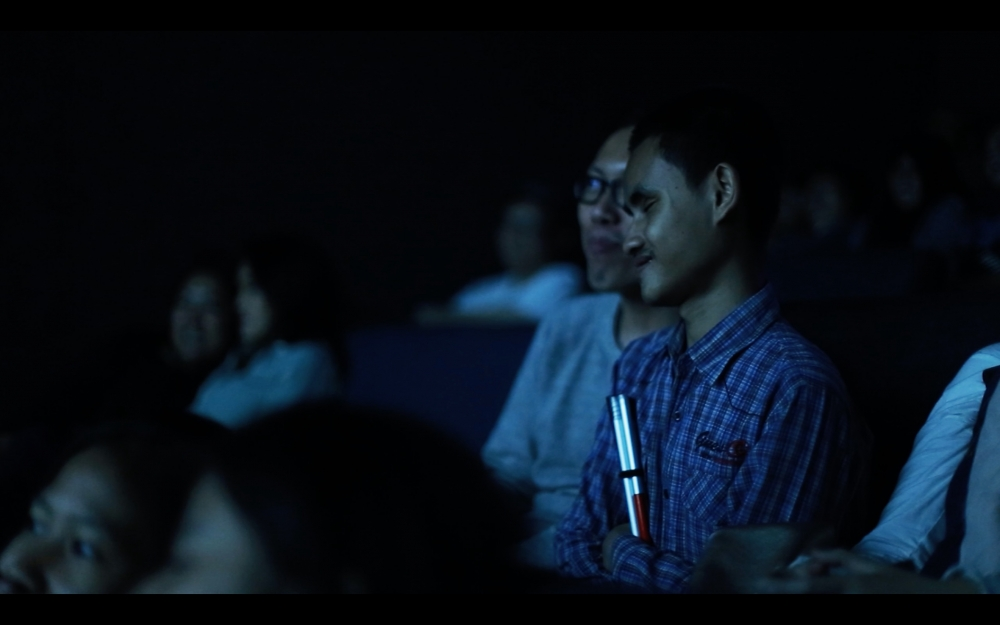 Blind People Can't 'Watch' Movies, Right? At This Cinema in Indonesia, They Can