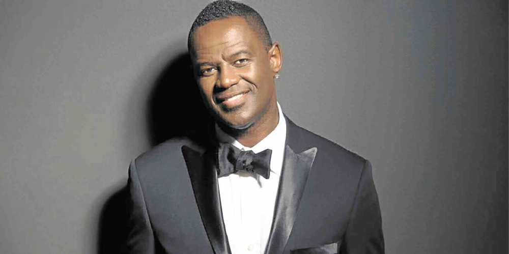 Brian McKnight Says What Makes Him Filipino