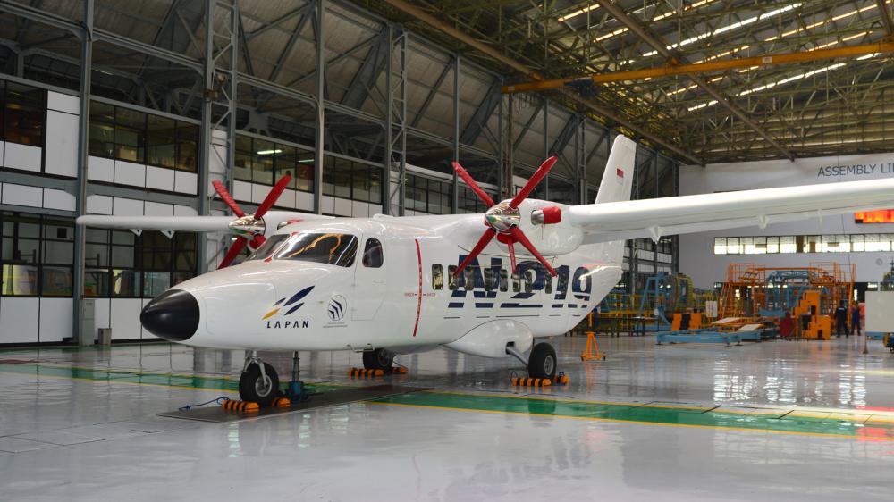 N-219: Propelling Indonesia's aerospace industry