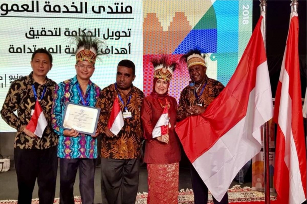 2 Southeast Asian Countries Receive United Nations Public Service Awards