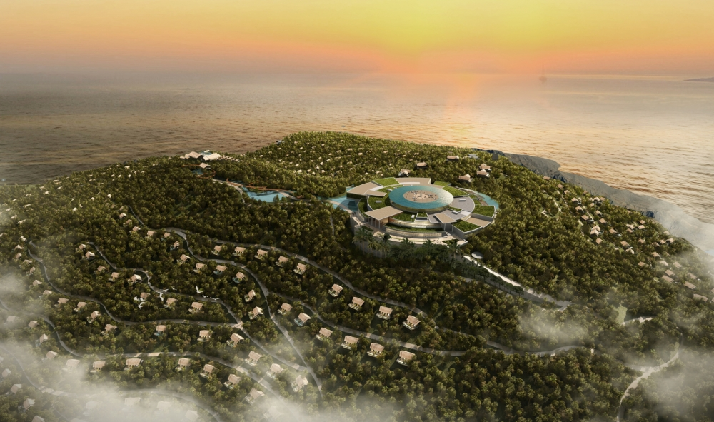 Vietnam's Colossal Eco-Resort, One of Asia's Largest Hospitality and Leisure Projects