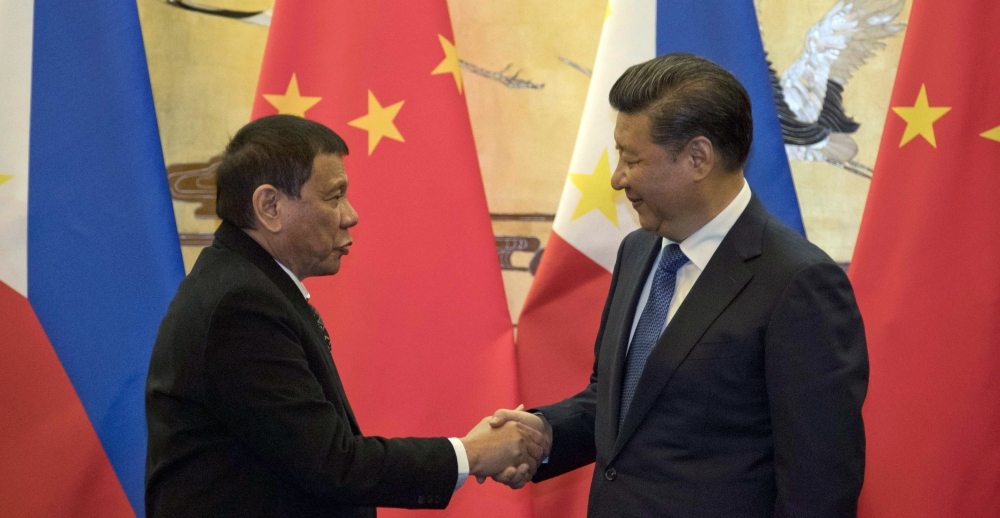 'Friendship with Philippines the Only Right Choice' – China