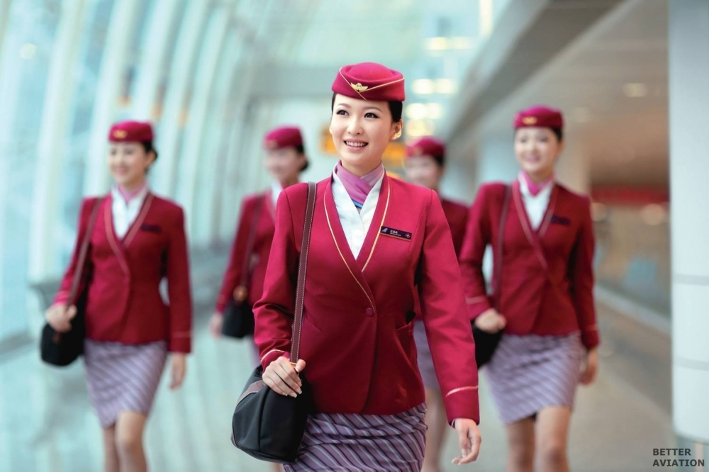 26 Airlines With The Best Cabin Crew Uniforms