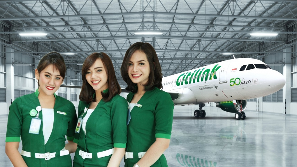 Indonesia's Citilink Certified as 4-star Airline by Skytrax