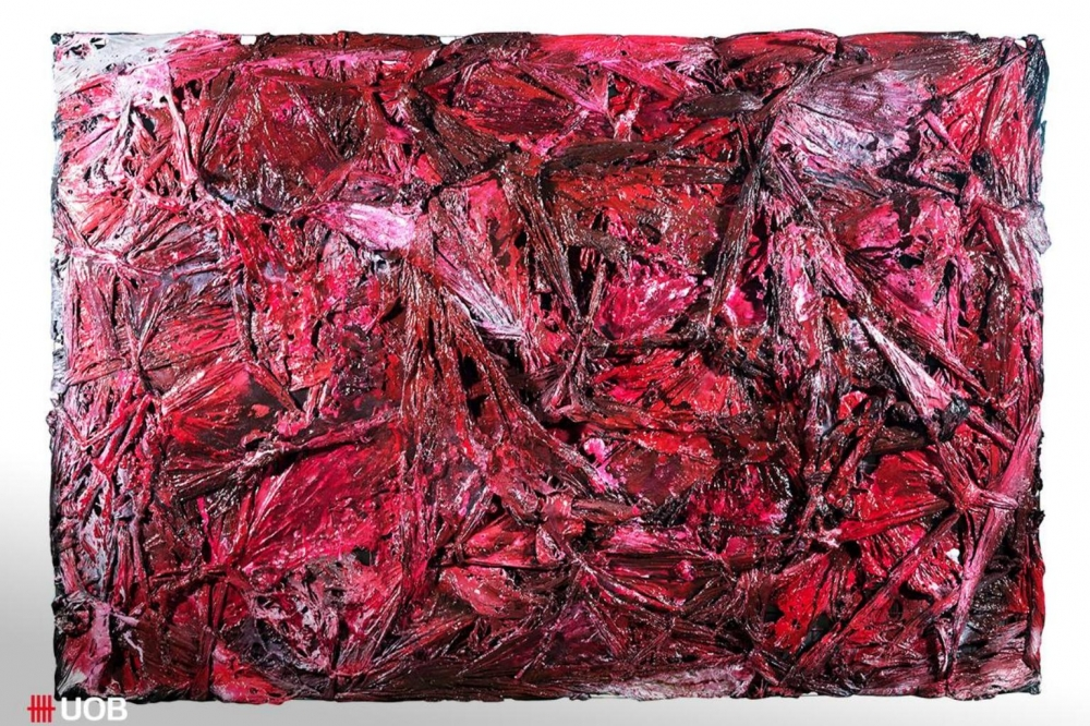 Indonesian Wins 2018 UOB Southeast Asian Painting of the Year award