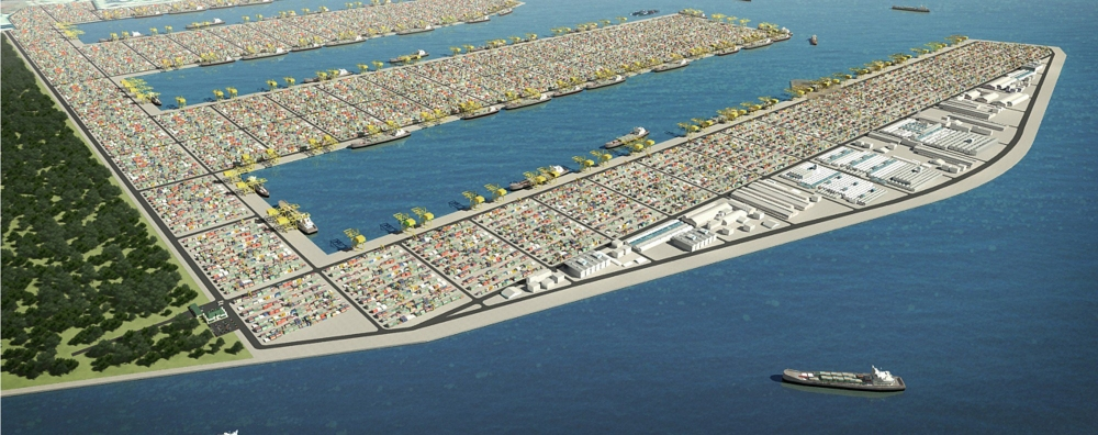 Why Singapore Needs New Mega Port?