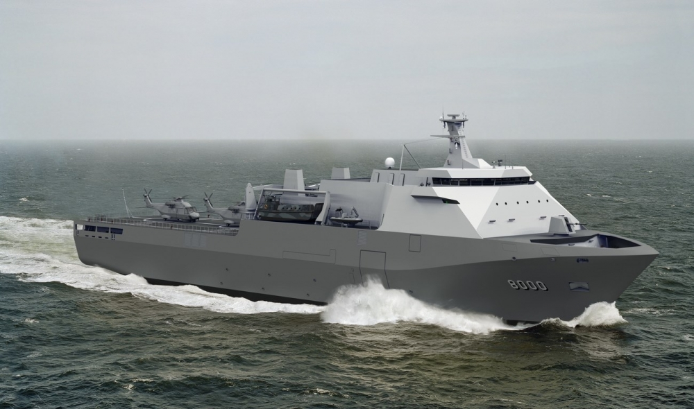 Made-in-Indonesia's Mutirole Ship For Malaysian Navy