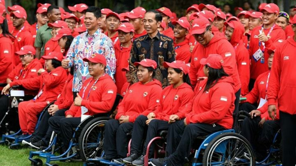 Opening Ceremony of 2018 Asian Para Games Highlights Unity, Inspiration