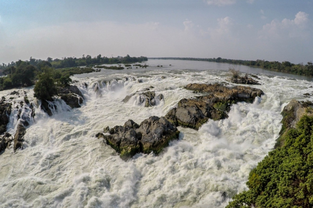 Meet World's Widest Waterfall Located in Southeast Asia