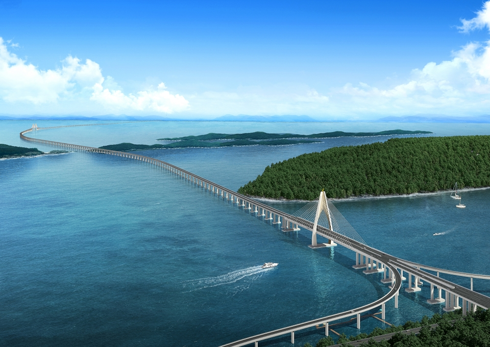 Brunei is Home to Southeast Asia's Longest Oversea Bridge. Soon