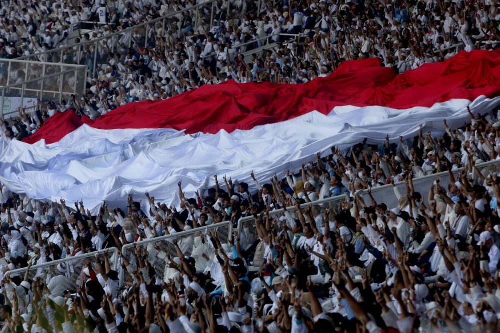 The World's Biggest Single-Day Election Is Happening Today in Southeast Asia!
