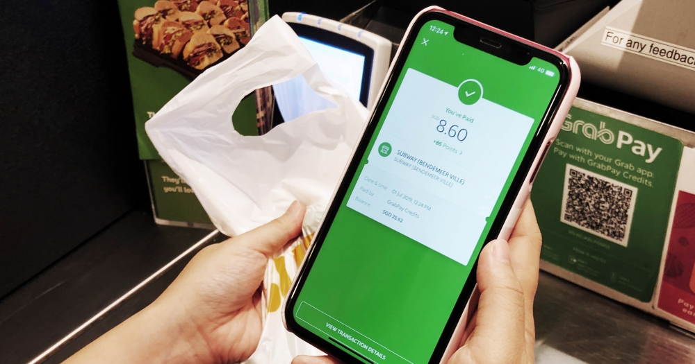 Grab Raises over US$850 Million to Grow Financial Services in Southeast Asia