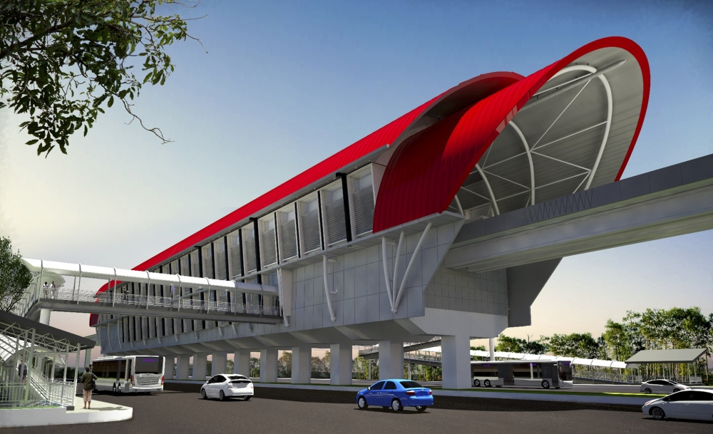 With 95% Local Content, Palembang LRT Showcases Indonesian Engineering Capability